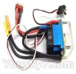 Wltoys L959 L202-parts-37 Brushless ESC