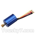 Wltoys L959 L202-parts-38 Brushless Motor 2848