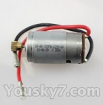 Wltoys L959 L202-parts-39 Brush Main motor