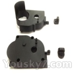 Wltoys L959 L202-parts-54 Rear Gear Box