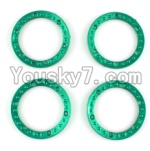 Wltoys 10428 Parts-04 Tire positioning ring(4pcs)