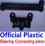 Wltoys 10428 Parts-15-01 Official Plastic Steering connecting piece