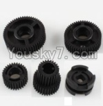 Wltoys 10428 Parts-23 The reduction Gear