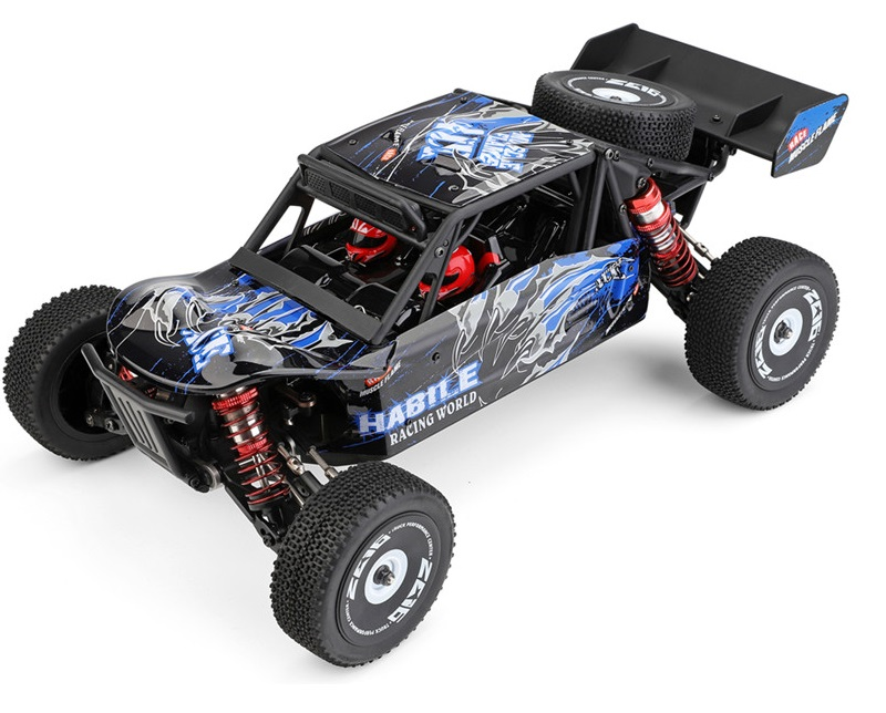 wltoys 124018 rc racing car