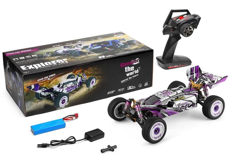 wltoys 124019 rc racing car