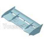Wltoys 12404 Parts-16-03 0249 Tail wing