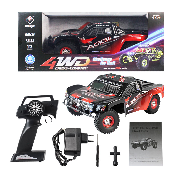WLtoys 12423 rc car Spare parts Accessories WLtoys 12423 parts ...