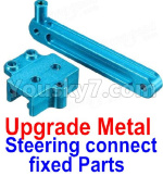 Wltoys 12428 Parts-Upgrade Metal Steering connect fixed Parts