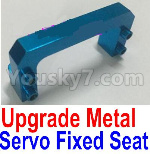 Wltoys 12428 Car Spare Parts-0032-02 F12039 Upgrade Metal Servo Fixed Seat