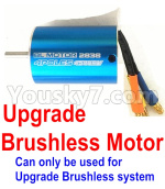 Wltoys 12428 Car Spare Parts-0127-02 Upgrade Brushless motor