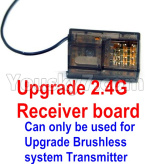 Wltoys 12428 Parts-Upgrade 2.4G Receiver board