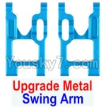 Wltoys 12428 Car Spare Parts-0004-02 Upgrade Metal Left and Right Swing Arm(2pcs)