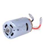 Wltoys 12428 Car Spare Parts-00121-01 Official 540 Main Motor