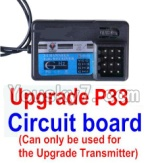 Wltoys 12428 Car Spare Parts-00126-04 Upgrade P33 Circuit board(Can only be use for the Upgrade Transmitter)