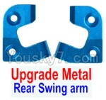 Wltoys 12428 Car Spare Parts-0042-02 Upgrade Metal Positioning piece for the Left and Right Rear Swing arm(2pcs)