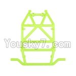 Wltoys 12428 Car Spare Parts-0051 The Middle Roll cage A,The Middle Anti-Roll Bar A