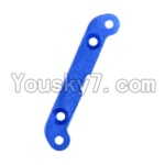 Wltoys 12428 Car Spare Parts-0063 Strengthening piece A for the Swing Arm(47X9.5X3mm)
