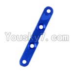 Wltoys 12428 Car Spare Parts-0064 Strengthening piece B for the Swing Arm(47X7X3mm)