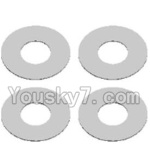 Wltoys 12428 Car Spare Parts-0066 Flat washers(4PCS)-12X5.2X0.2mm