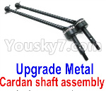 Wltoys 124018 Parts Upgrade Metal Cardan shaft assembly(2 set)-124018.1315