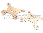 Wltoys 124018 Parts Shock absorber board(Official-2pcs)-124018.1302