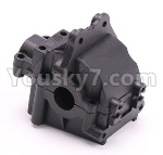 Wltoys 124018 Parts Gear box Cover(Upper and Lower)-124018.1254
