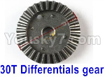 Wltoys 124018 Parts 30T Differentials gear(Hardware)-124018.1153