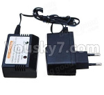 Wltoys 124018 Parts charger and balance charger(Can charge 1 battery at the same time)