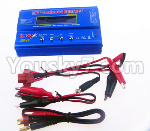 Wltoys 124018 Parts Upgrade B6 Balance charger(Can charger 2S 7.4v or 3S 11.1V Battery)
