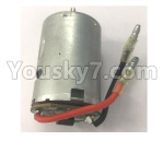 Wltoys 124018 Parts Motor-550 Brush Motor