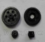 Wltoys 24438 Car Spare Parts-0169 Gear set(Total 4pcs)