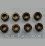 Wltoys 24438 Car Spare Parts-0193 Oil copper sets(Φ3×Φ6×2.5mm)-8pcs