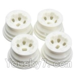Wltoys A232 Parts-10 A232 Car Hub,Car wheel(4pcs)