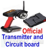 Wltoys A202 A212 A222 A232 A242 A252 Parts-28 Official Transmitter & Official Circuit board