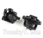 Wltoys A202 A212 A222 A232 A242 A252 Parts-68 Upper Gear box cover(2pcs)