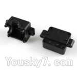 Wltoys A202 A212 A222 A232 A242 A252 Parts-69 Bottom Gear box cover(2pcs)