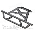 Wltoys A202 A212 A222 A232 A242 A252 Parts-75 Rear Anti-Crash Frame,Rear BumperRear Bumper