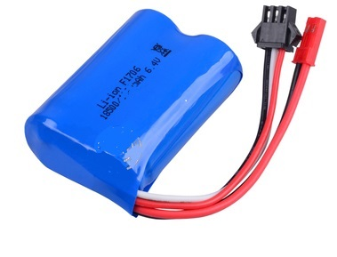 Wltoys A323-36-01 Spare Parts- 6.4V 1000MAH 15C BATTERY with JST Plug(53X37X19MM)-1pcs