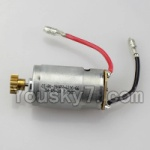 Wltoys A949 Parts-23 Official Main brush motor with copper gear