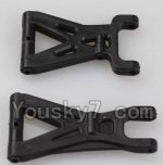 Wltoys A969-B-02-01 Parts-A959-02 Front Lower Swing arm,Suspension Arm(1pcs) & Rear Lower Swing arm,Suspension Arm