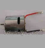 Wltoys A969-B-13-02 Parts-Official Main brush motor with copper gear