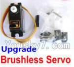 Wltoys A969-B-13-07 Parts-Upgrade Servo for the Upgrade brushless set