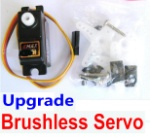 Wltoys A969 Parts-27 Upgrade Servo for the Upgrade brushless set