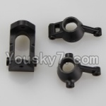 Wltoys A969 Parts-66 Official Steering arm(2pcs) & C-Shape Seat