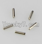 Wltoys A969 Parts-94 Axle pin,Car Axle Hinge Pin(5pcs)-1.5mmX6.7mm