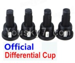 Wltoys A979 Parts-57 Official Differential Cup(4pcs)