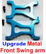 Wltoys K929-B-04-04 Parts-Upgrade Metal Front Swing arm