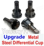 Wltoys K929-B-21-02 Parts- Upgrade Metal Differential Cup