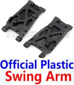Wltoys K949 Parts-09-01 Official Plastic Swing Arm-2pcs