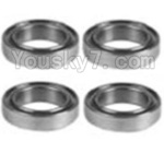 Wltoys K949 Parts-125 K929-52 K939-52 Bearing(10X15X4)-4PCS